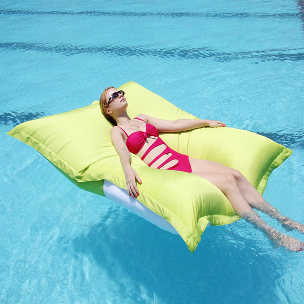 floating bean bag bed