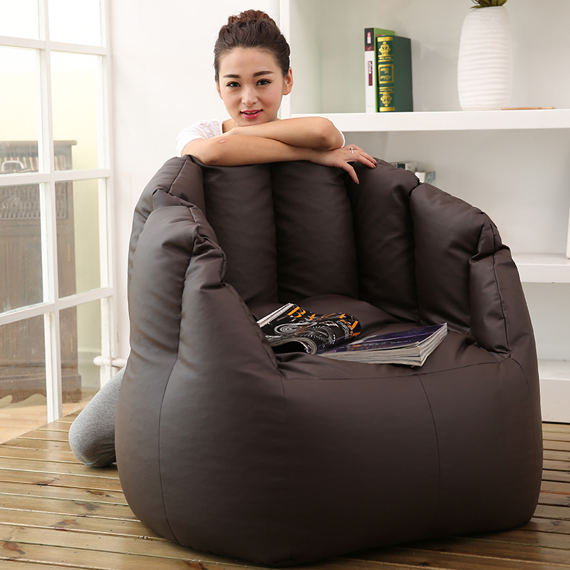 Visi Pumpkin Bean Bag Chair Lazy Sofa