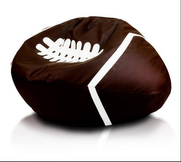 Visi Football Basketball Baseball Sports Bean Bag Chair