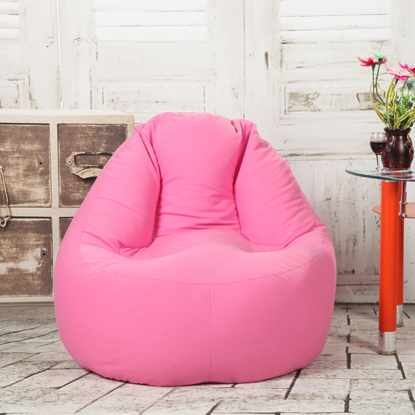 visi pink princess beanbag chair